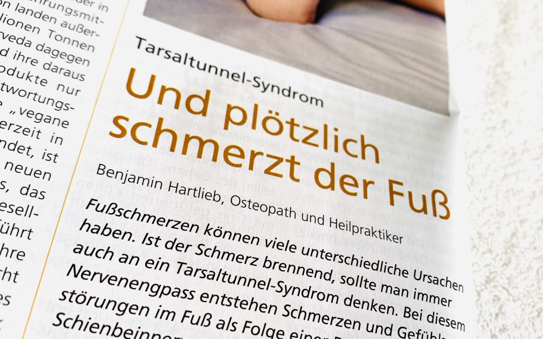 Tarsaltunnel-Syndrom