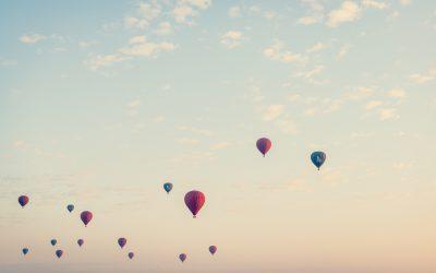 Heißluftballon Festival auf dem Buckenberg