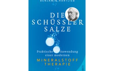 Unser neues Buch über Schüssler-Salze